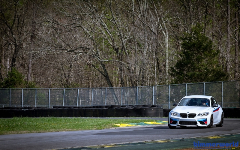 Mike Renner BMW Performance Center M2