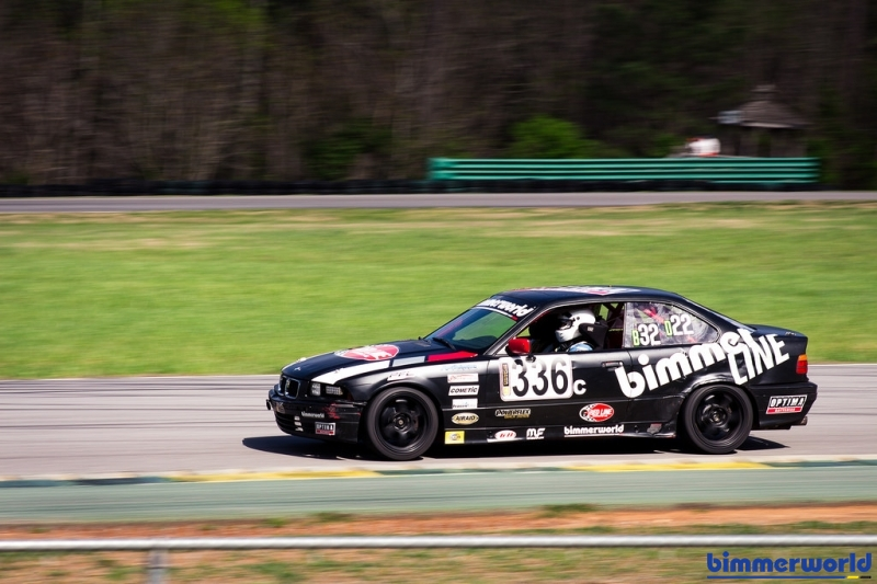 Phil Wurze and Brandon Marshal Tarheel VIR BimmerWorld