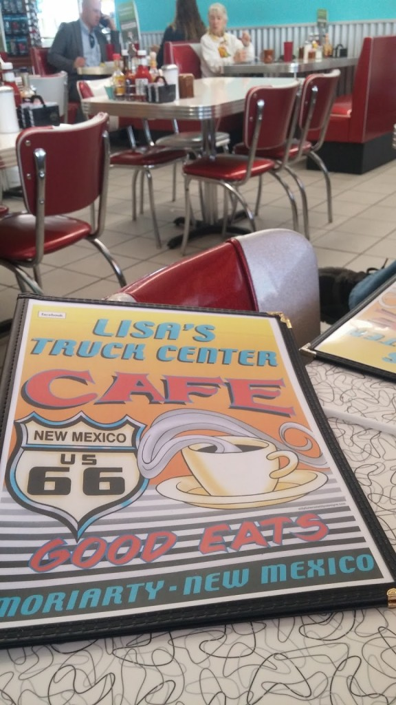 Lisa's Truck Center Cafe menu